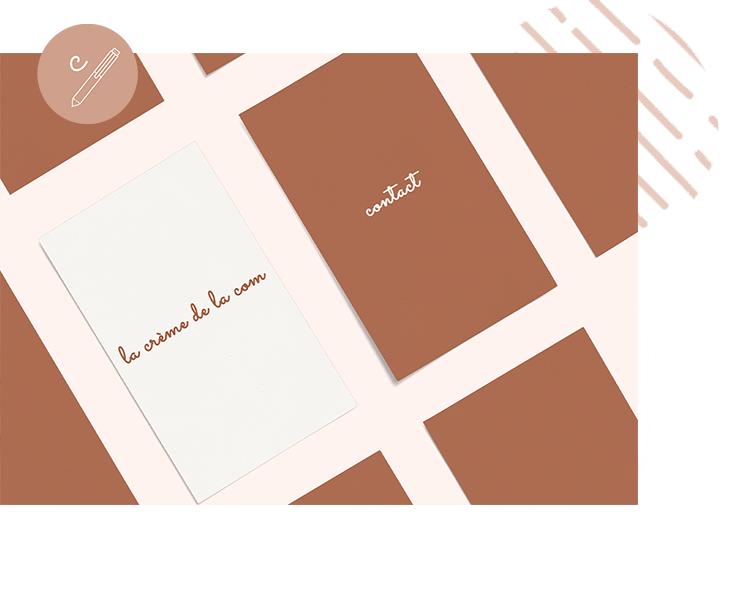 Prêt à faire grandir votre marque ? Vous avez un premier projet à nous confier ou une envie de papoter ? www.lacremedelacom.fr/